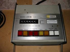 The AX-1 controler