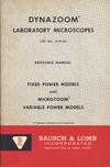 dynazoom-laboratory-microscopes-reference-manual-thumbnail