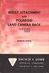 Reflex Attachment with Polaroid Land Camera Back-thumb