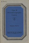 Type K Photomicrographic Camera Reference Manual-thumb